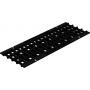 Ливневая решетка Gidrolica standart рв-15.18,6.50 ячеистая чугунная вч арт.517