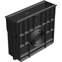 Пластиковый дренажный пескоуловитель пу-10.16.42 для дренажных каналов Gidrolica standart арт.808