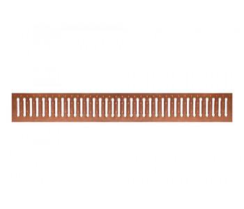 Дренажная решетка для водоотвода медная DN100 арт.2013
