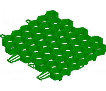 RECYFIX GREEN STANDARD. размер I. 1 панель (5.9шт=1квм) арт.40000