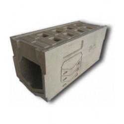 Водоотводные монолитные блоки из полимербетона DN200