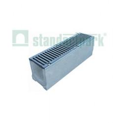 Системы водоотвода Max с гидравлическим сечением DN160